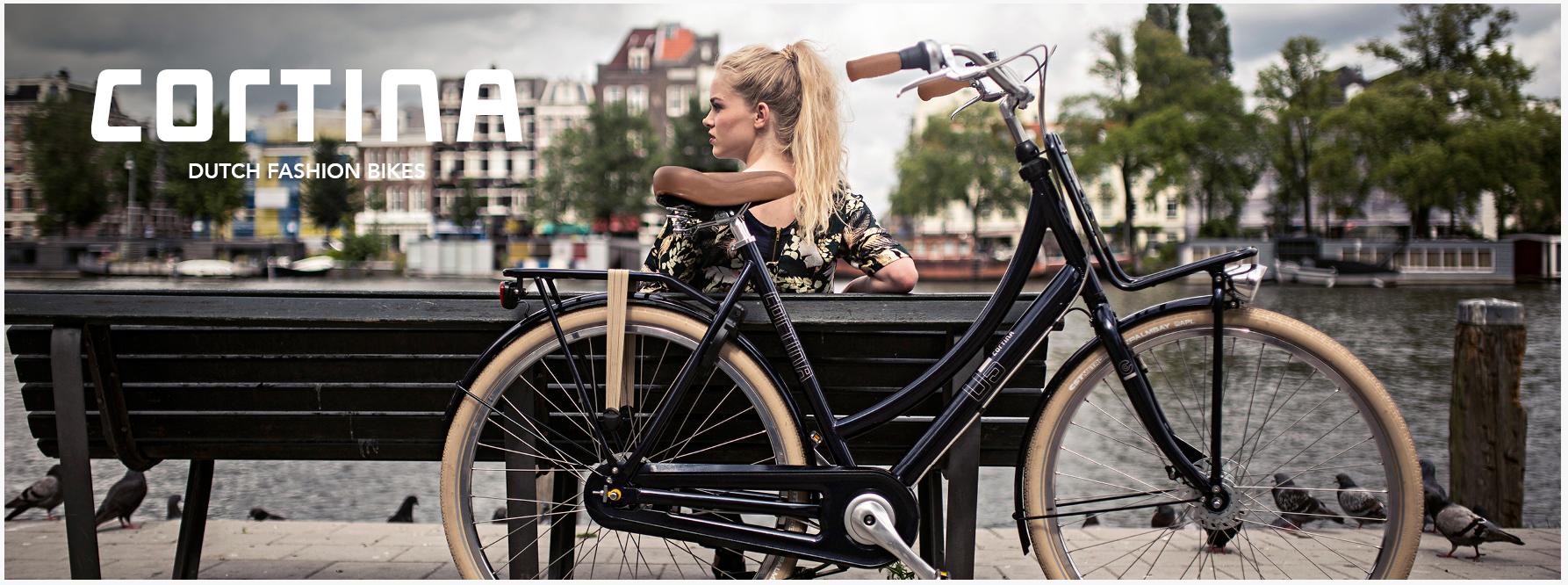 Cortina Bike/Fietsen, le vélo de ville par Cortina sur MVH