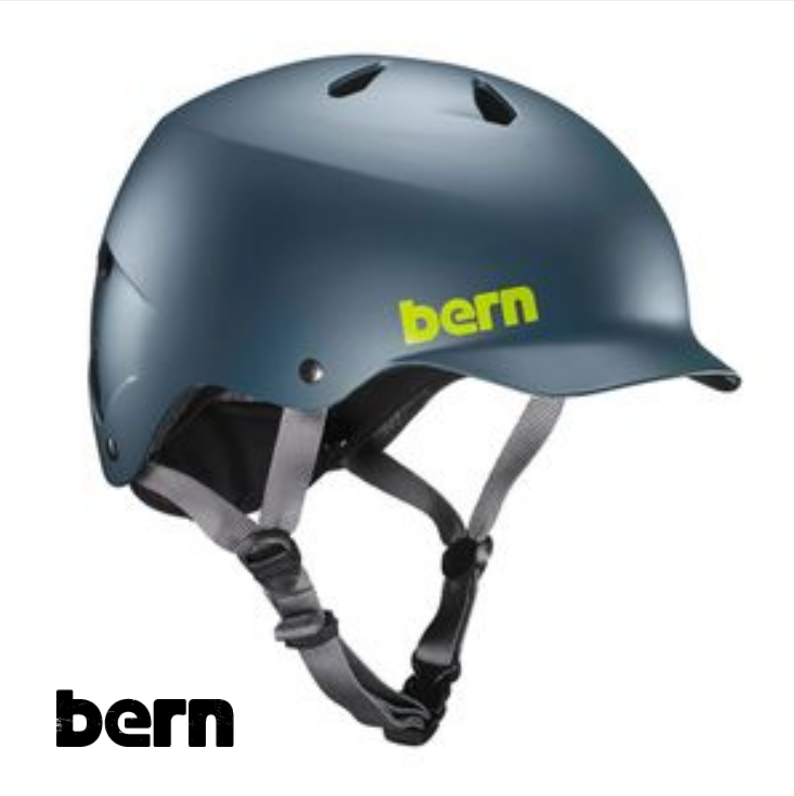 Casque BERN Watts Muted Teal