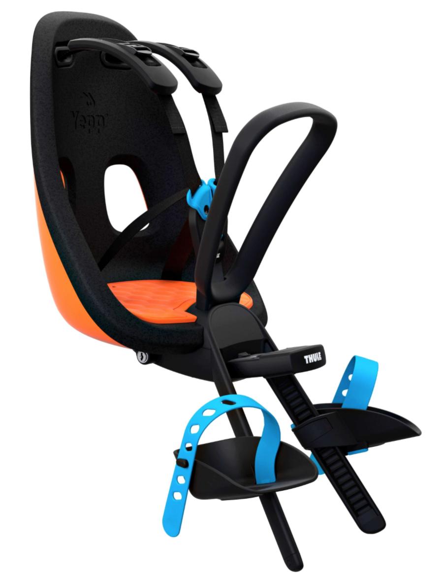 en ligne ici sortie en ligne Beau design Siège-bébé THULE YEPP NEXXT MINI sur Mes Vélos Hollandais