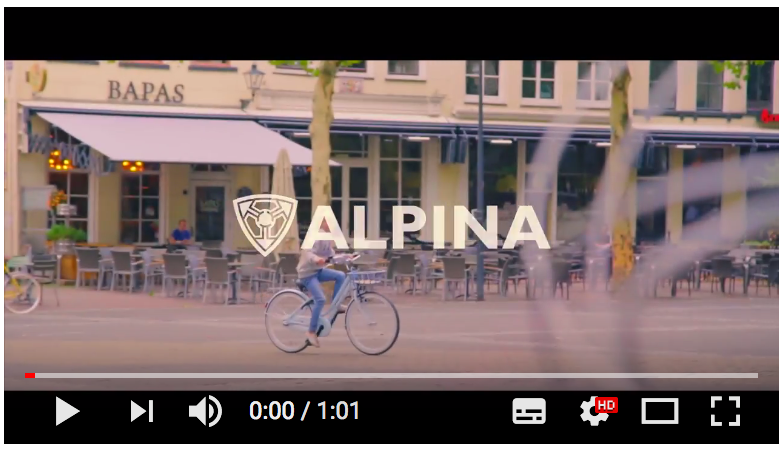 alpina brand movie 2019