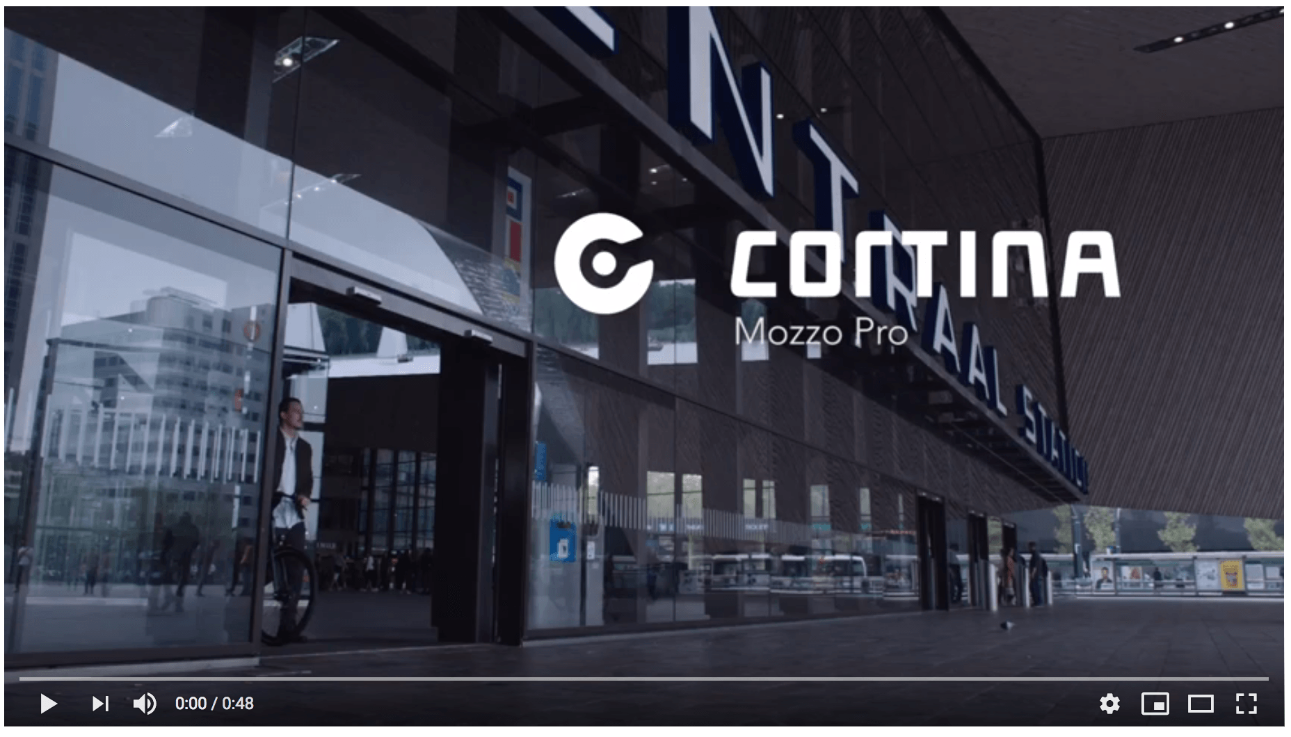 video cortina mozzo pro