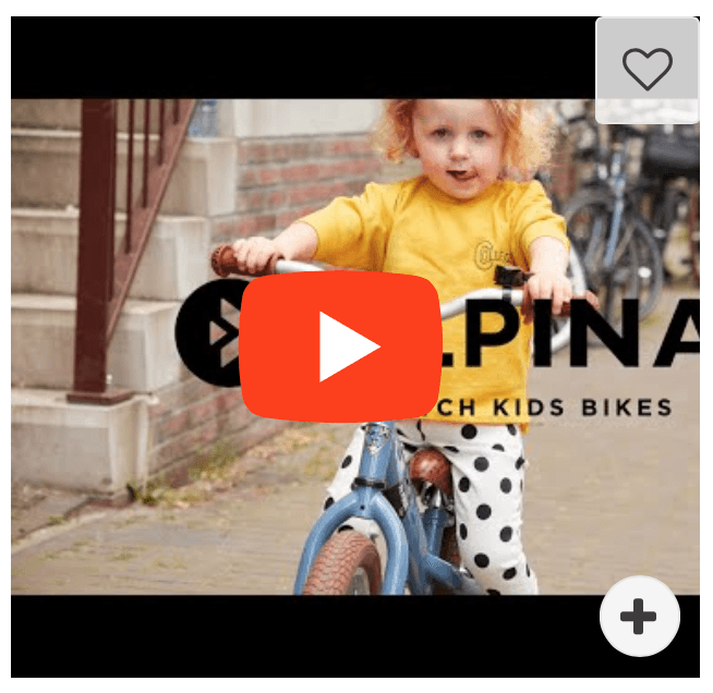 draisienne alpina rider video 2020