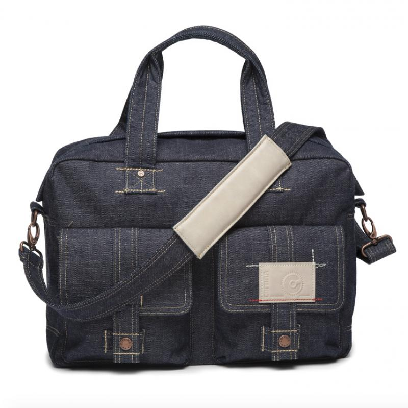 Cortina Kansas Bag Denim Solo