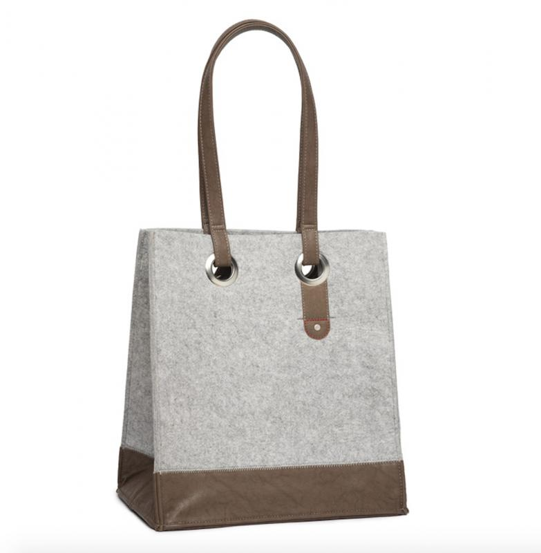 Minsk Basket bag