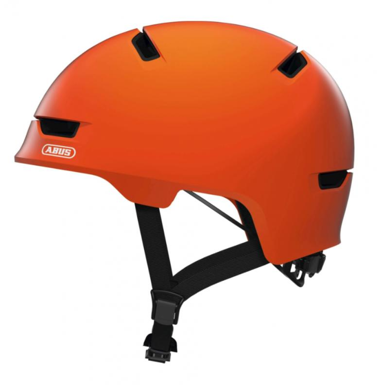 Casque ABUS Scraper Sigreenal Orange