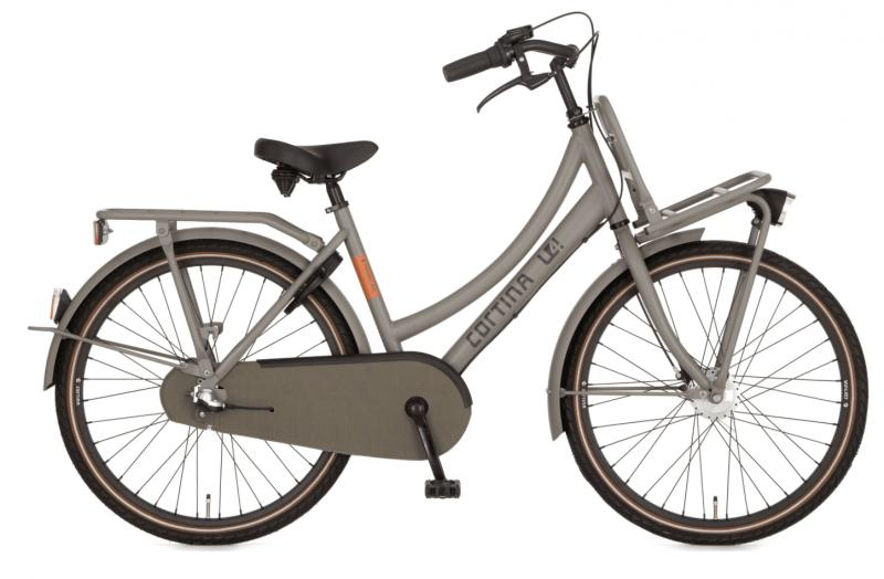 Cortina Utility U4 Mini Solid Quarz Grey Matt Mixte