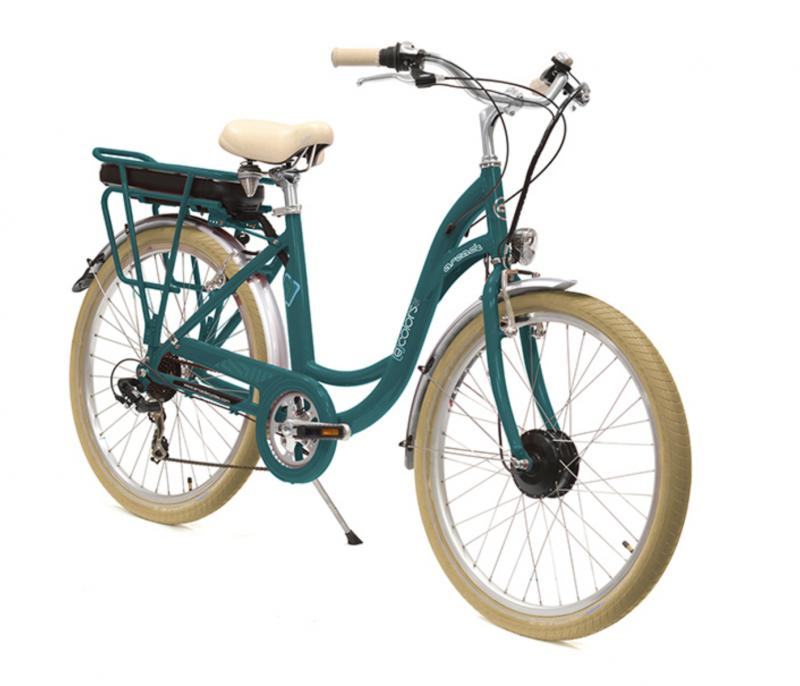 E-Colors Vert Canard 7V - Arcade Cycles