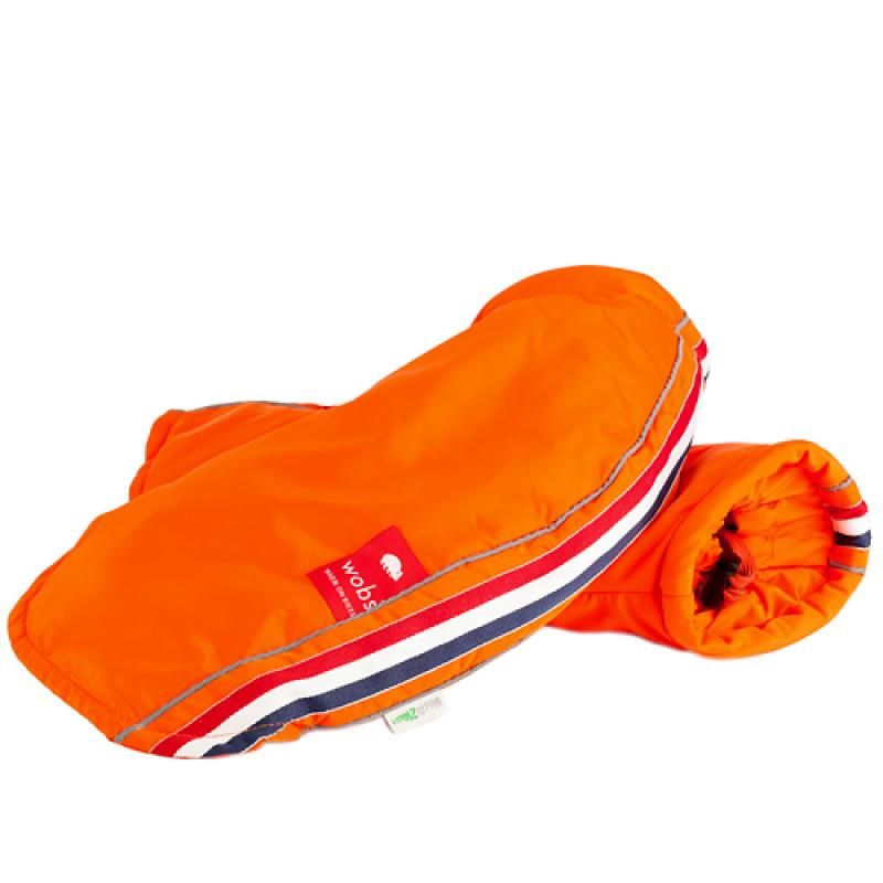 Manchons Enfant WOBS Orange