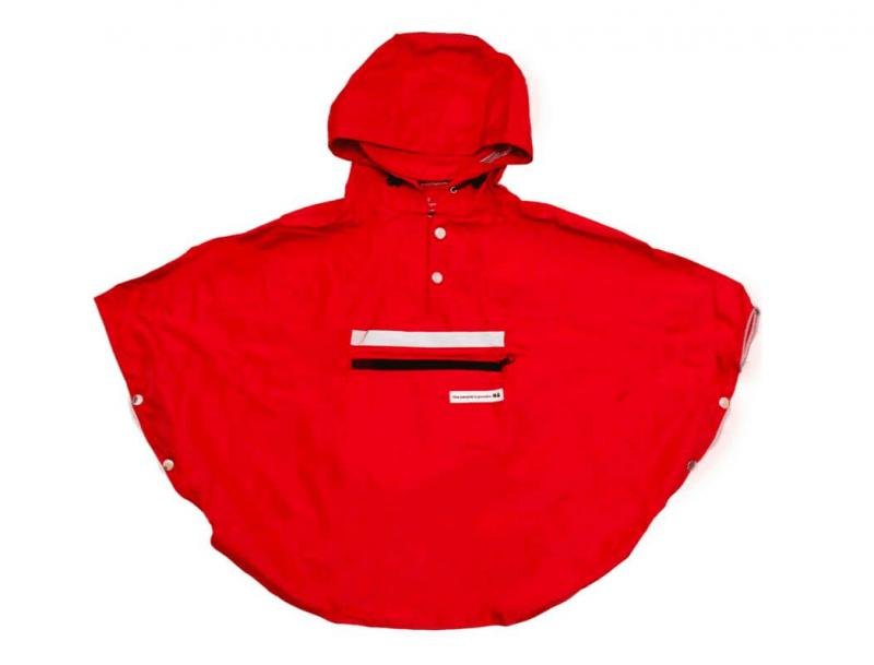 Poncho People's Enfant Rouge