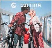 Cortina Utility U1 Mixte Black Matt 3V