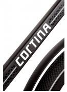 Cortina E-Foss 2020 Diamond Black Matt - 43 volt